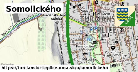 ilustrácia k Somolického, Turčianske Teplice - 0,76km