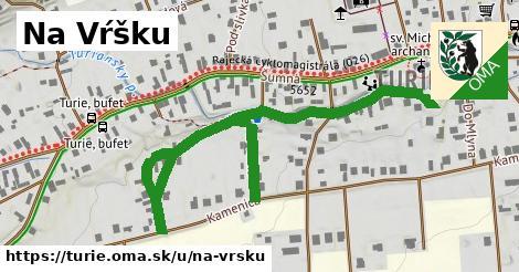 ilustrácia k Ulica na vŕšku, Turie - 352m