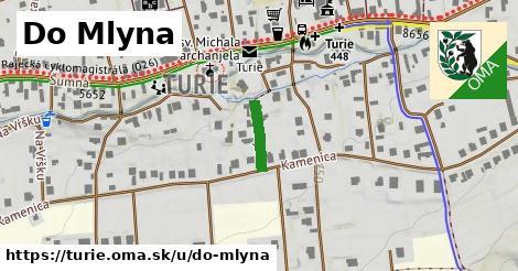 ilustrácia k Ulica do mlyna, Turie - 101m