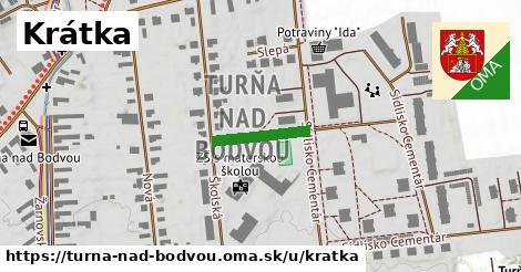 ilustrácia k Krátka, Turňa nad Bodvou - 136m
