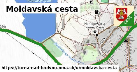 ilustrácia k Moldavská cesta, Turňa nad Bodvou - 0,93km