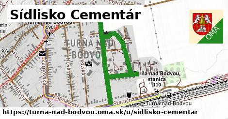ilustrácia k Sídlisko Cementár, Turňa nad Bodvou - 574m