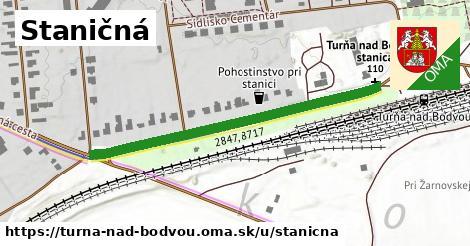 ilustrácia k Staničná, Turňa nad Bodvou - 462m