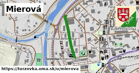 ilustrácia k Mierová, Turzovka - 229m
