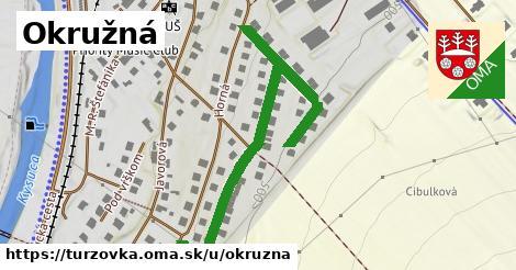 ilustrácia k Okružná, Turzovka - 493m