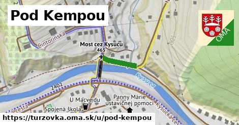 ilustrácia k Pod Kempou, Turzovka - 0,87km