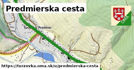 ilustrácia k Predmierská Cesta, Turzovka - 3,7km