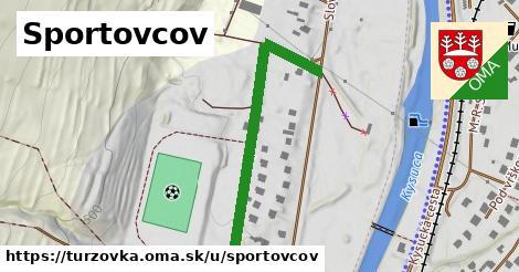 ilustrácia k Sportovcov, Turzovka - 432m