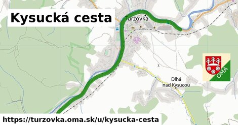 ilustrácia k Kysucká cesta, Turzovka - 4,6km