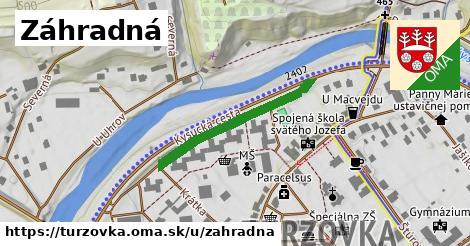 ilustrácia k Záhradná, Turzovka - 278m