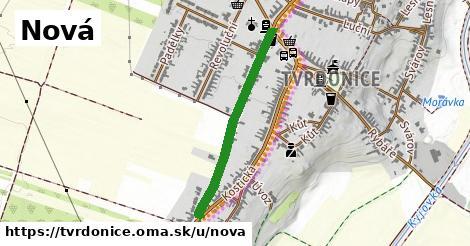 ilustrácia k Nová alej, Tvrdonice - 2,2km