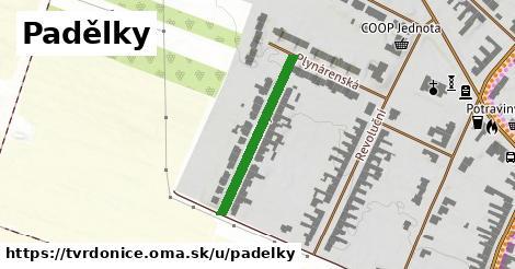 ilustrácia k Padělky, Tvrdonice - 252m