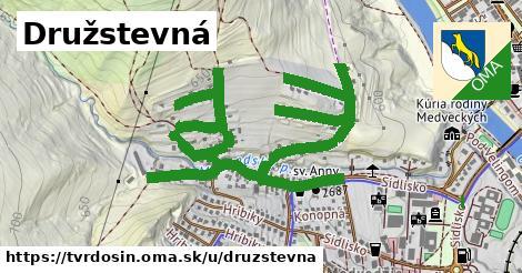 ilustrácia k Družstevná, Tvrdošín - 1,36km