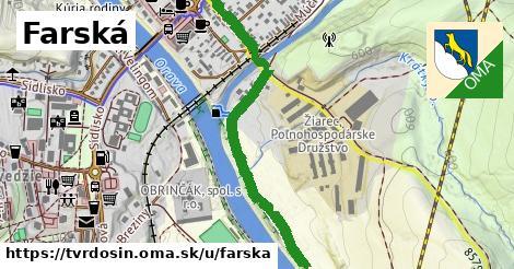 ilustrácia k Farská, Tvrdošín - 240m