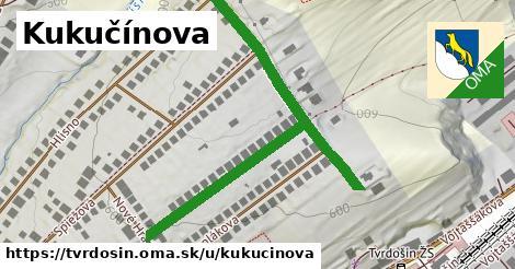 ilustrácia k Kukučínova, Tvrdošín - 285m