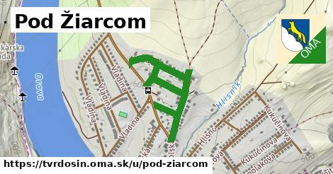 ilustrácia k Pod Žiarcom, Tvrdošín - 0,76km