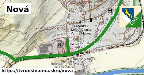 ilustrácia k Nová, Tvrdošín - 1,37km