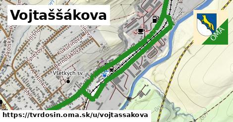 ilustrácia k Vojtaššákova, Tvrdošín - 1,37km