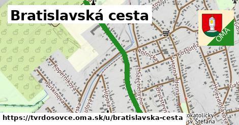 ilustrácia k Bratislavská cesta, Tvrdošovce - 0,80km