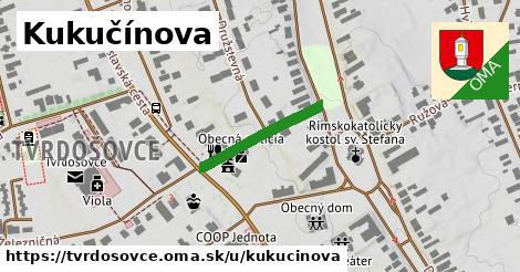 ilustrácia k Kukučínova, Tvrdošovce - 201m