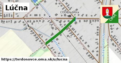 ilustrácia k Lúčna, Tvrdošovce - 244m