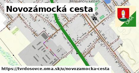 ilustrácia k Novozámocká cesta, Tvrdošovce - 1,04km