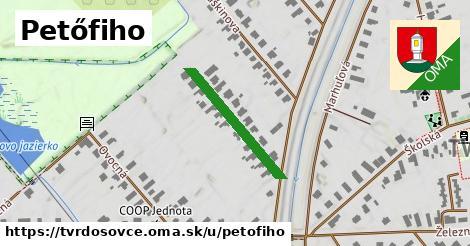 ilustrácia k Petofiho, Tvrdošovce - 228m