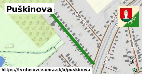 ilustrácia k Puškinova, Tvrdošovce - 373m