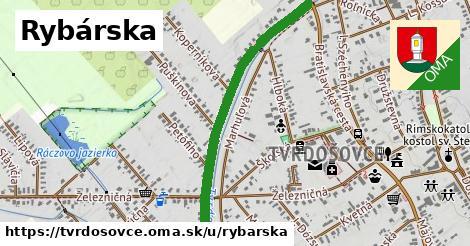 ilustrácia k Rybárska, Tvrdošovce - 1,02km