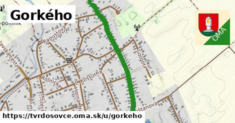 ilustrácia k Gorkého, Tvrdošovce - 1,84km