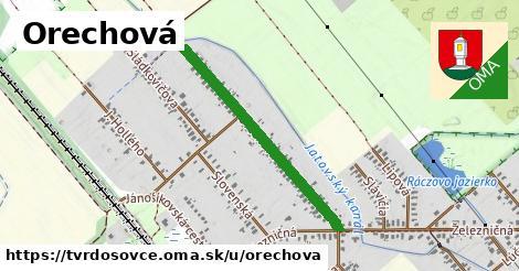 ilustrácia k Orechová, Tvrdošovce - 0,89km