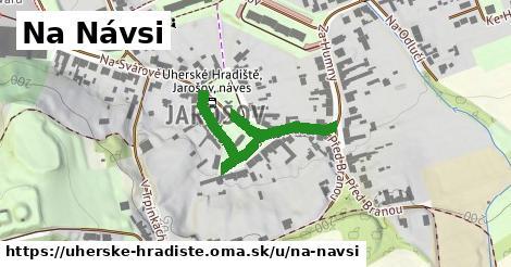 ilustrácia k Na Návsi, Uherské Hradiště - 355m