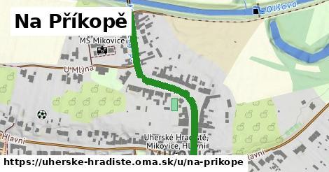 ilustrácia k Na Příkopě, Uherské Hradiště - 411m