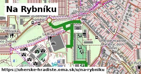ilustrácia k Na Rybníku, Uherské Hradiště - 519m
