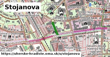 ilustrácia k Stojanova, Uherské Hradiště - 92m