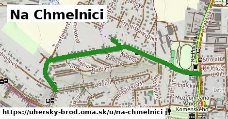 ilustrácia k Na Chmelnici, Uherský Brod - 1,16km