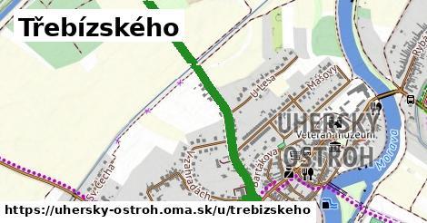 ilustrácia k Třebízského, Uherský Ostroh - 0,93km