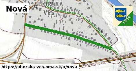 ilustrácia k Nová, Uhorská Ves - 488m