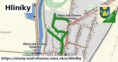 ilustrácia k Hliníky, Úľany nad Žitavou - 1,13km