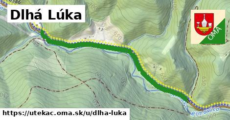 ilustrácia k Dlhá Lúka, Utekáč - 1,12km