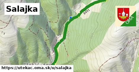 ilustrácia k Salajka, Utekáč - 2,6km