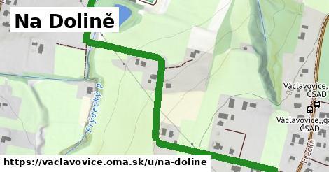 ilustrácia k Na Dolině, Václavovice - 0,94km