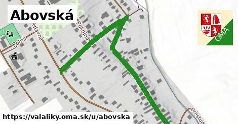 ilustrácia k Abovská, Valaliky - 0,71km