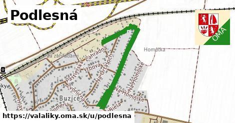 ilustrácia k Podlesná, Valaliky - 0,85km