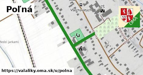 ilustrácia k Poľná, Valaliky - 581m