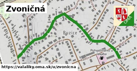 ilustrácia k Zvoničná, Valaliky - 0,77km