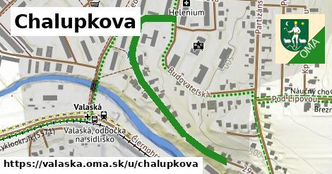 ilustrácia k Chalupkova, Valaská - 494m
