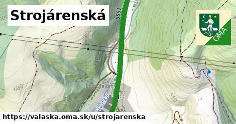 ilustrácia k Strojárenská, Valaská - 1,33km