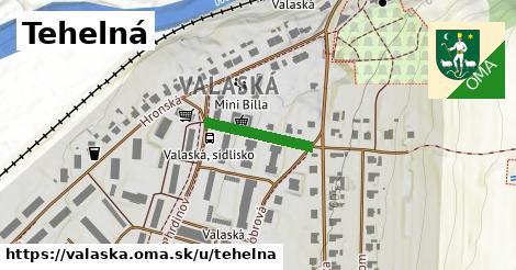 ilustrácia k Tehelná, Valaská - 174m