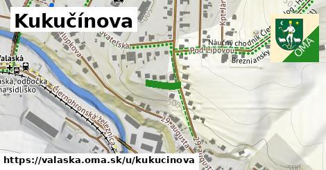 Kukučínova, Valaská